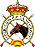 logo federacion hipica aragonesa 1