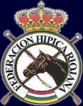 logo federacion riojana de hipica